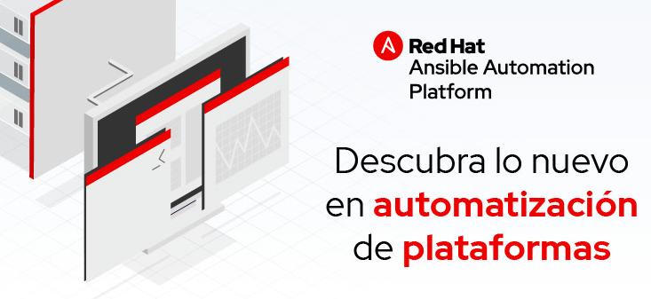 Automatización de plataformas con Red Hat